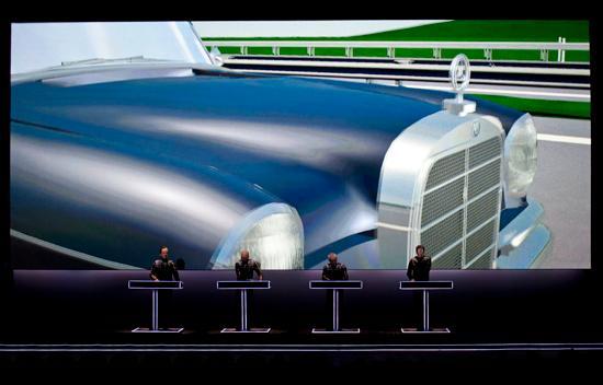 Kraftwerk Tate Modern