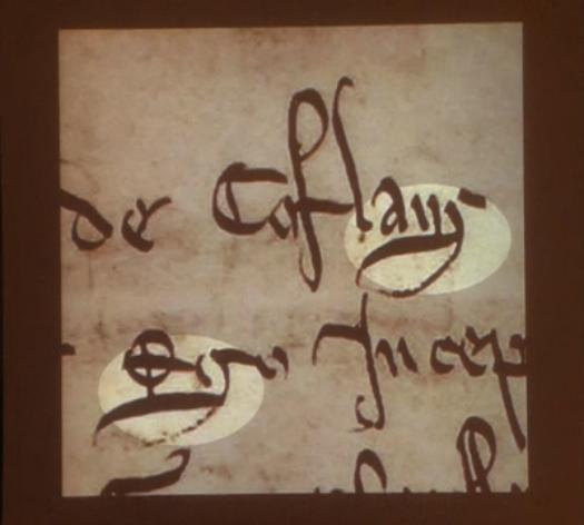 Marc Smith, rapprochement du G et du T entre le 3e et le 8e siècles