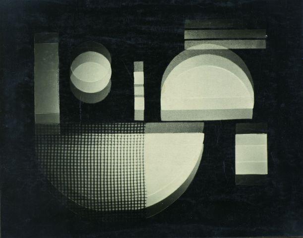 Joseph Hartwig, Kurt Schwerdtfeger et Ludwig Hirschfeld Mack, Reflektorisches Lichtspiel, 1922