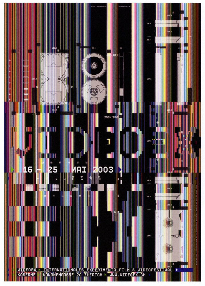 Martin Woodtli, Videoex, 2003