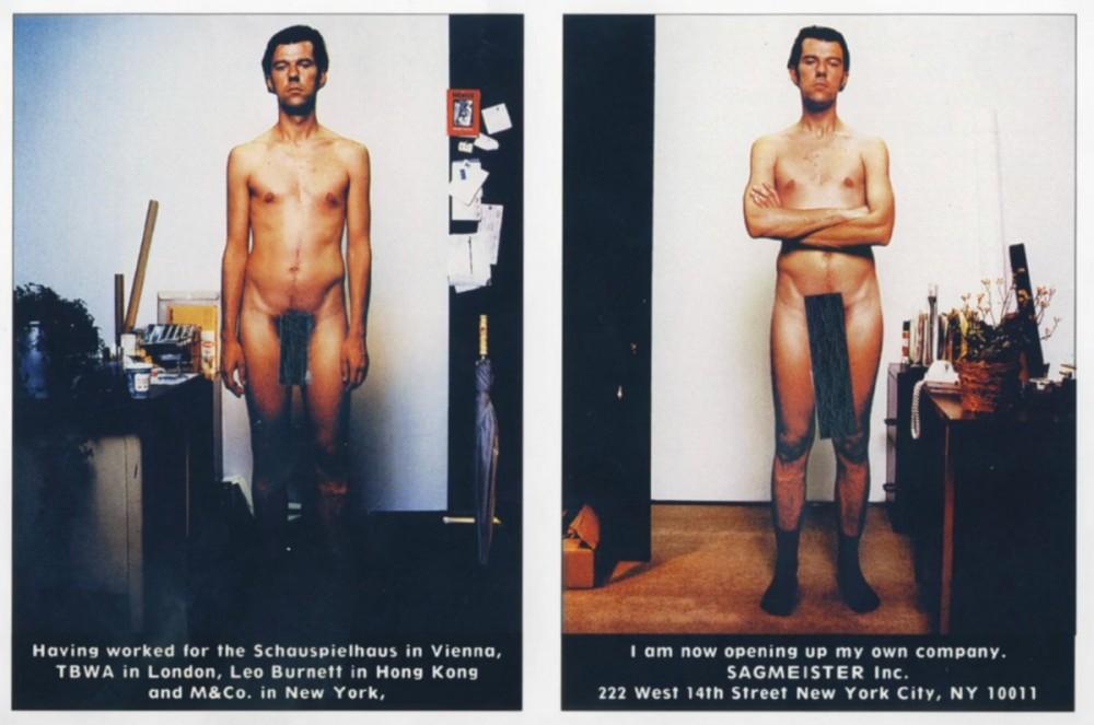Stefan Sagmeister,