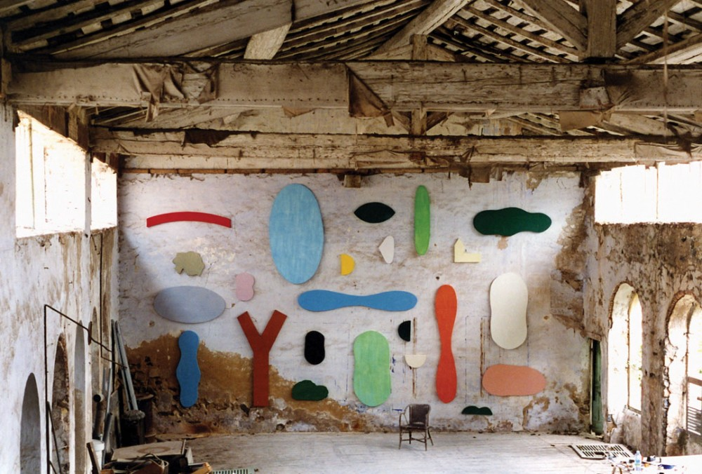 Paul Cox, atelier