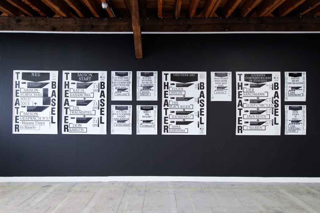 Vue de l'exposition «Pièces à conviction»