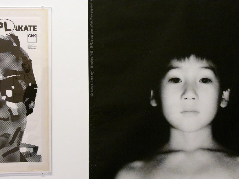 Détail de l'exposition «Si tu me cherches, je ne suis pas là»