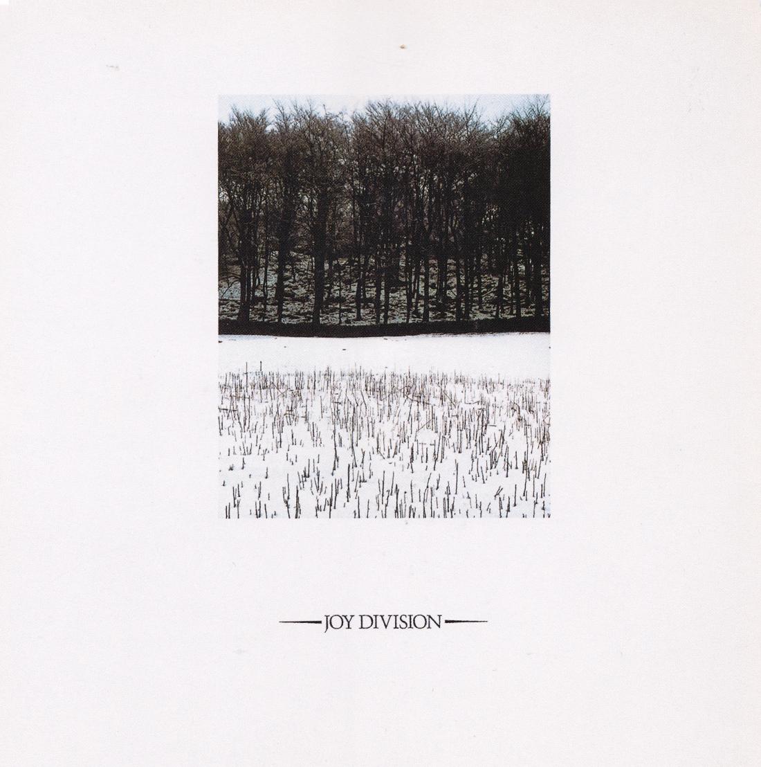 Factus 2 Joy Division Sh's Lost control, album, 1980, graphisme Peter Saville, photographie Charles Meecham