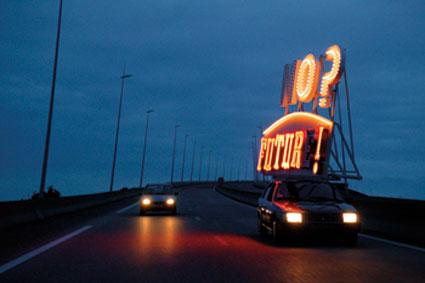 Jordi Colormer, No Future, 2006