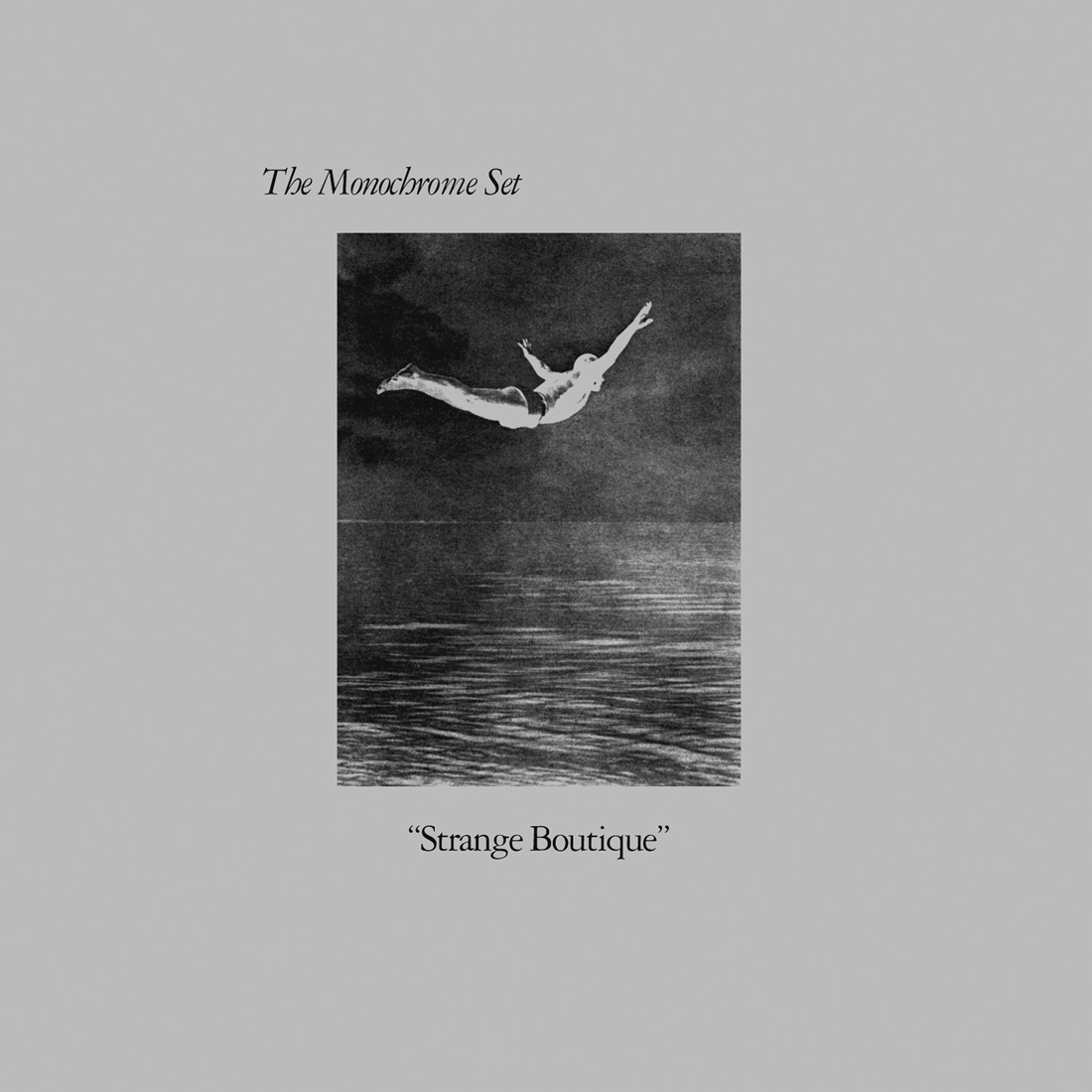 Peter Saville, The Strange boutique, the Monochrome SEt, DinDiscAlbum, 1980,