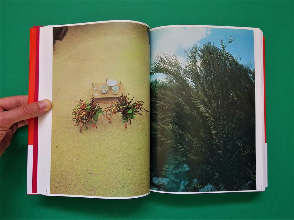 Nakahira Takuma, « Amami, nami to haka, hana, soshite taiyô » [Les îles Amami, les vagues et les tombes, les fleurs et le soleil], Asahi kamera, février 1976, p. 92-93 (fac-similé de 2011)