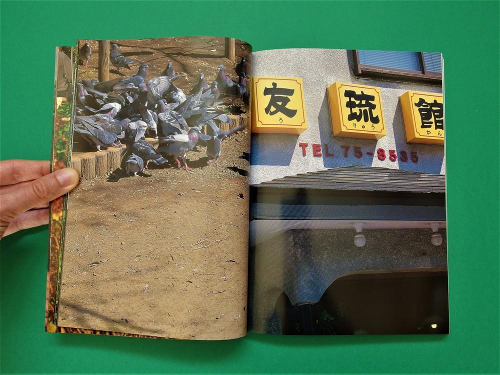 Nakahira Takuma, « Genten fukki – Yokohama »  in Kuraishi Shino (dir.), Genten fukki. Yokohama [Retour au point de départ. Yokohama] (cat. expo.), Tôkyô, Osiris, 2003, p. 28-29