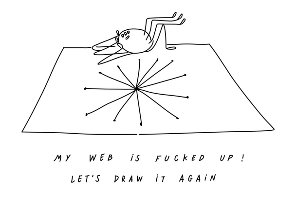 https://evening-class.org/ Drawing by Louise Drulhe & Raphaël Bastide